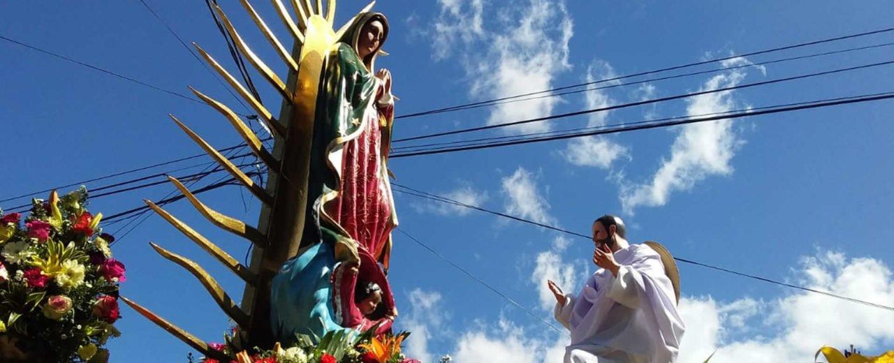 Feligresía católica de León celebró a La Morenita del Tepeyac