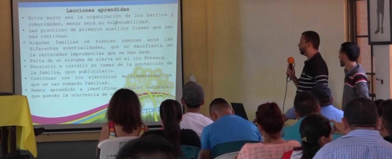 SINAPRED: Comité Distrital alista escenario principal para Ejercicio Nacional este 17 diciembre