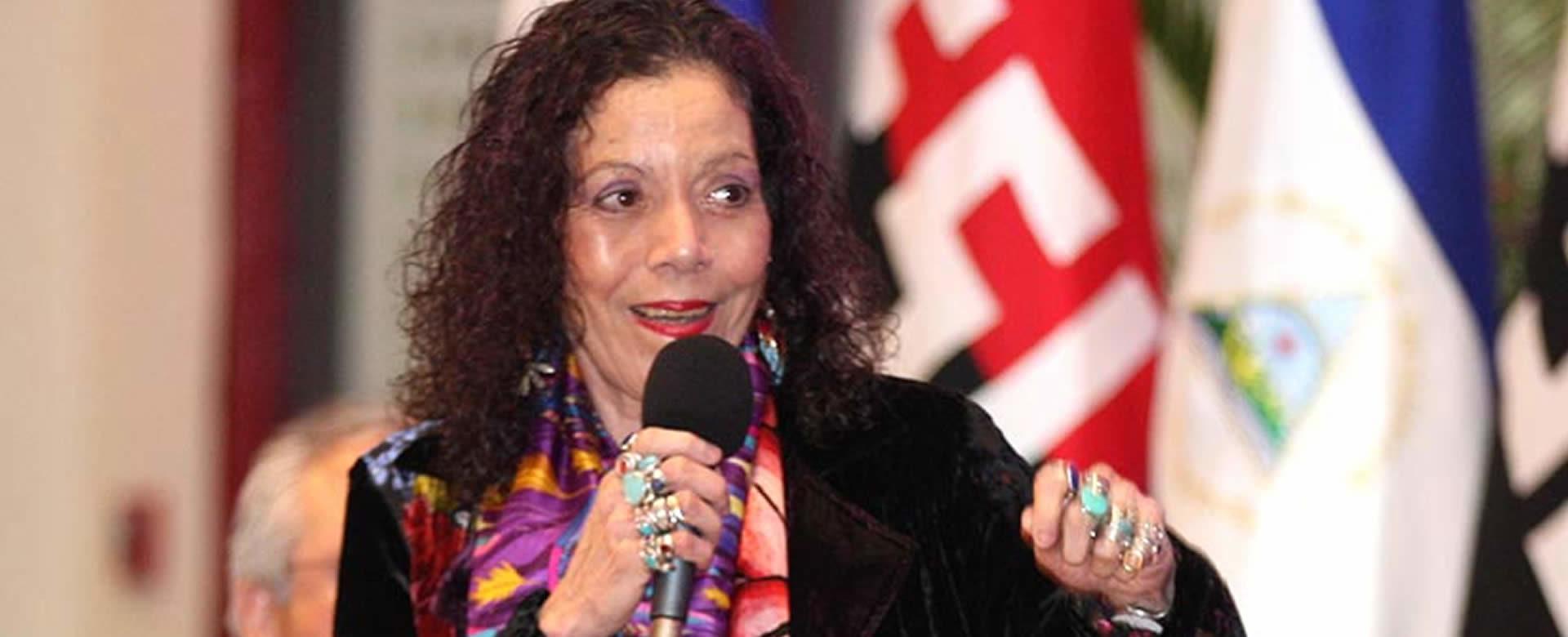 Rosario: Seguimos abiertos a un camino de entendimiento entre nicaragüenses