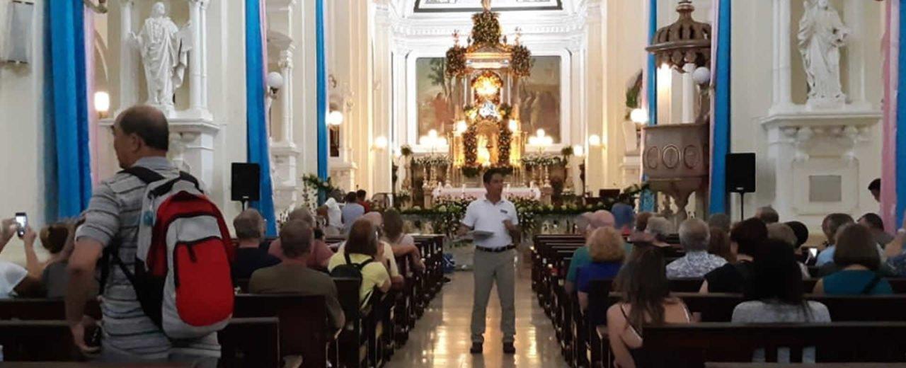 Cruceristas del Norwegian Star visitan este 7 de diciembre la ciudad Mariana de León