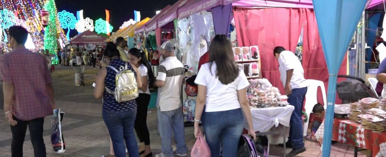 Comerciantes de todos el país se preparan para participar del Festival Descuentos de Navidad