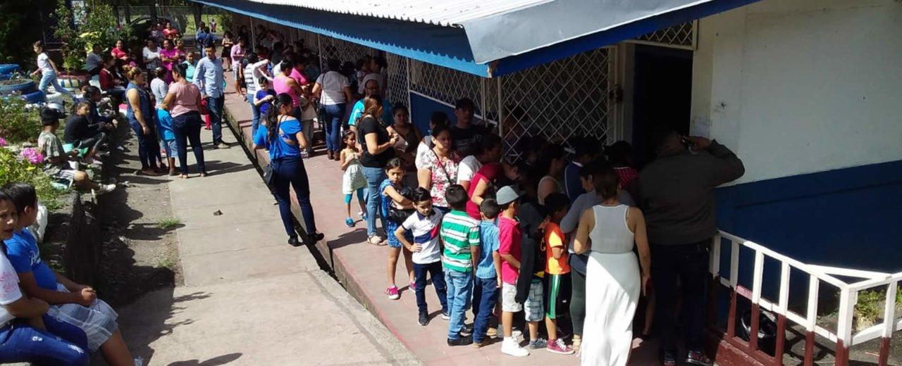 Gobierno Sandinista dibuja sonrisas en niñez jinotegana con la entrega de juguetes