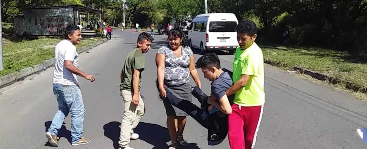 Matagalpa realiza el Tercer Ejercicio Multiamenazas con éxito