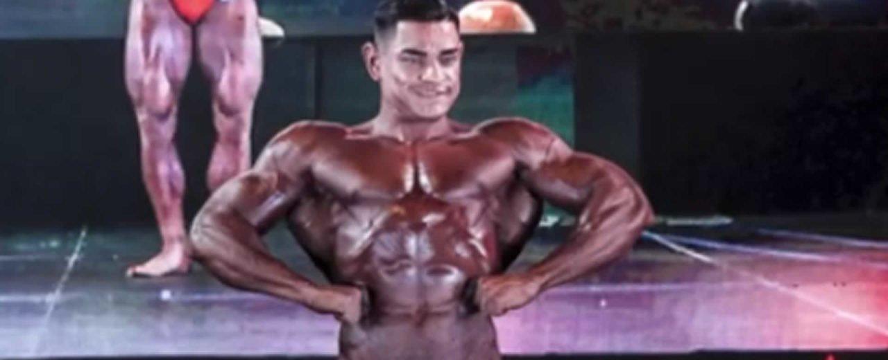 """Nicaragua consigue tercer lugar en el evento de fisicoculturismo""""Latin American Championships"""""""