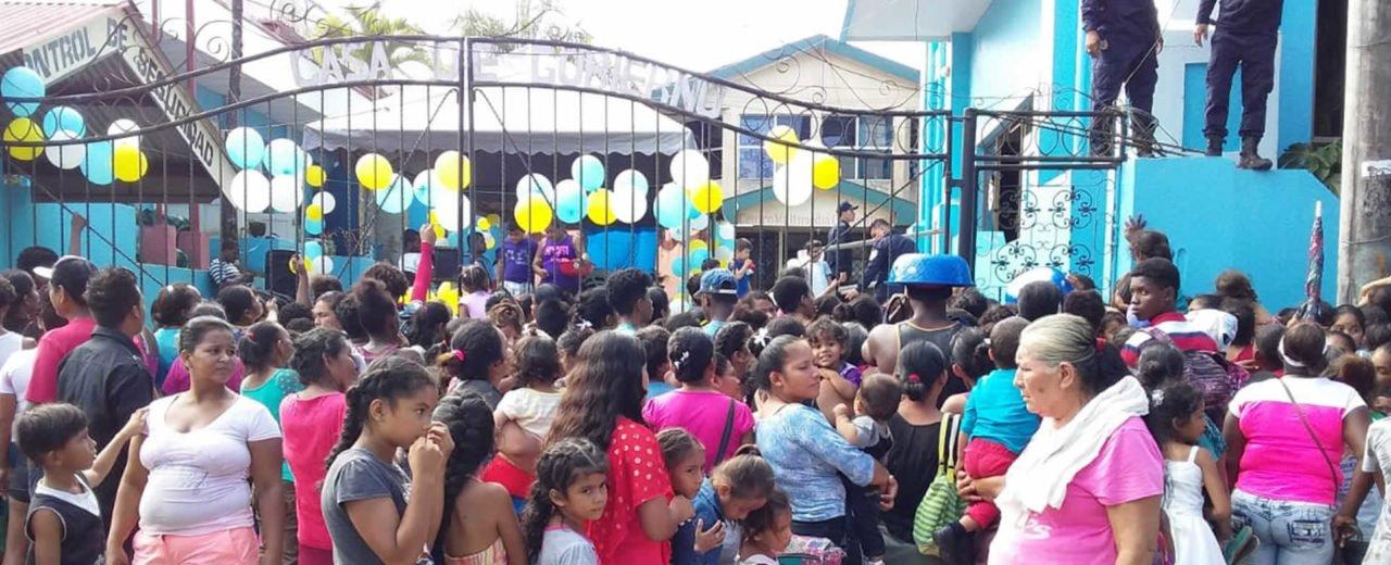 Gobierno Regional Sandinista de Caribe Sur celebra la Purísima Concepción de María