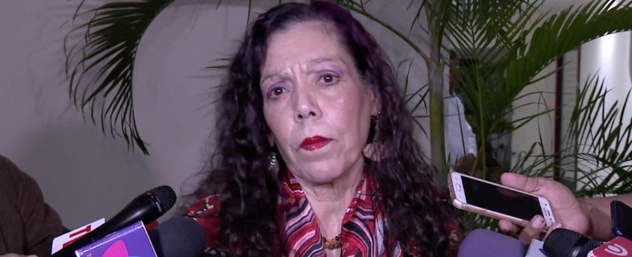 """Rosario: """"En esta Nicaragua de amor cristiano, la traición no tiene cabida"""""""