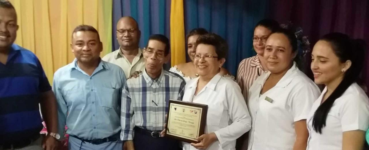 SILAIS Chontales otorga reconocimiento a los municipios libres de malaria