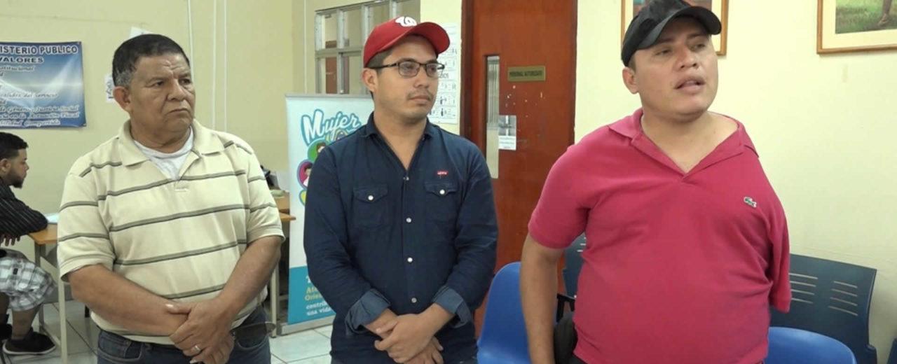 Víctimas del fallido golpe de Estado, continúan denunciando a Miguel Mora