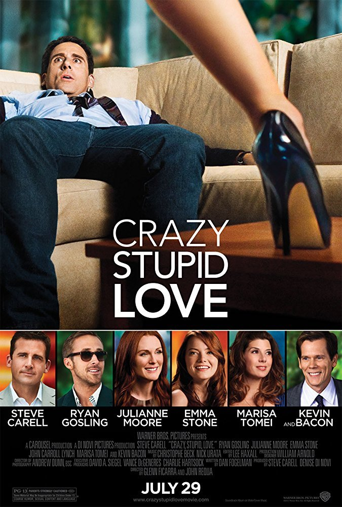 Cine del 13 - Crazy, Stupid, Love