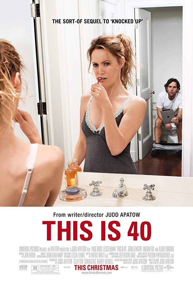 Cine del 13 - This is 40