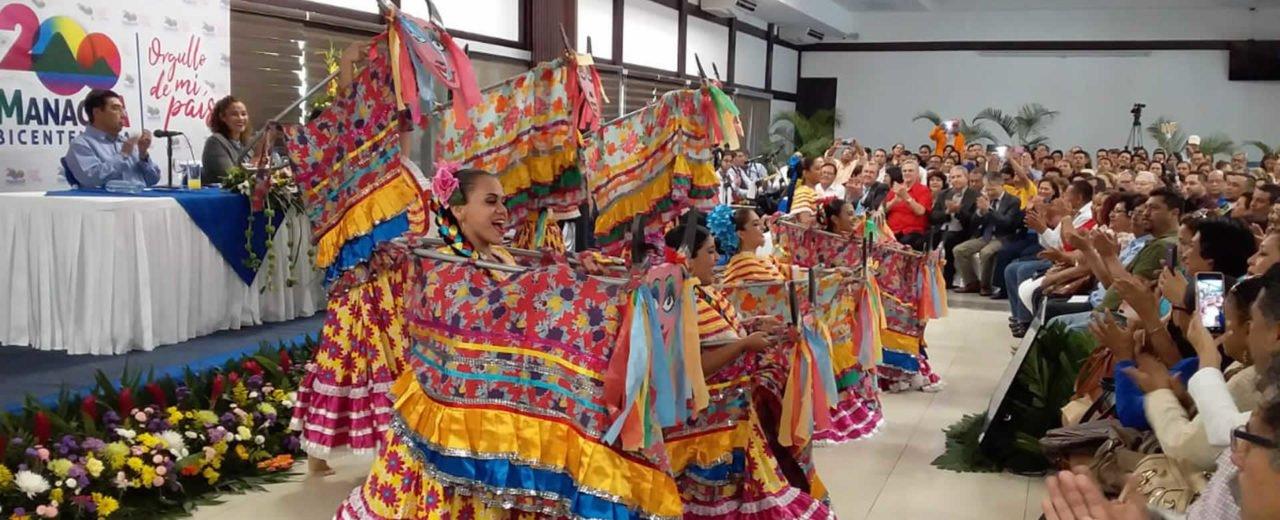 ALMA declara 2019 Año del Bicentenario de la leal Villa de Managua 1819-2019