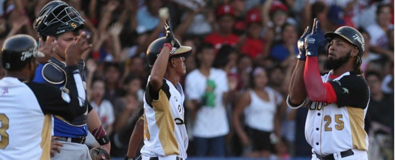 Luis Allen es el refuerzo con el madero más caliente en la Serie Final, Liga Profesional