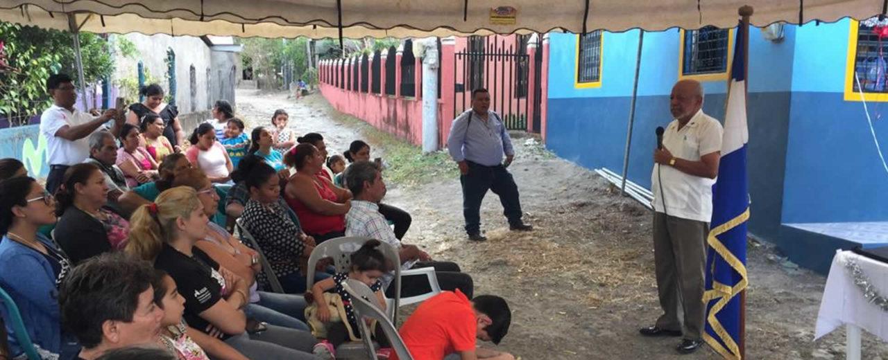 Rehabilitan puesto policial en Empalme Las Lajitas por más seguridad ciudadana