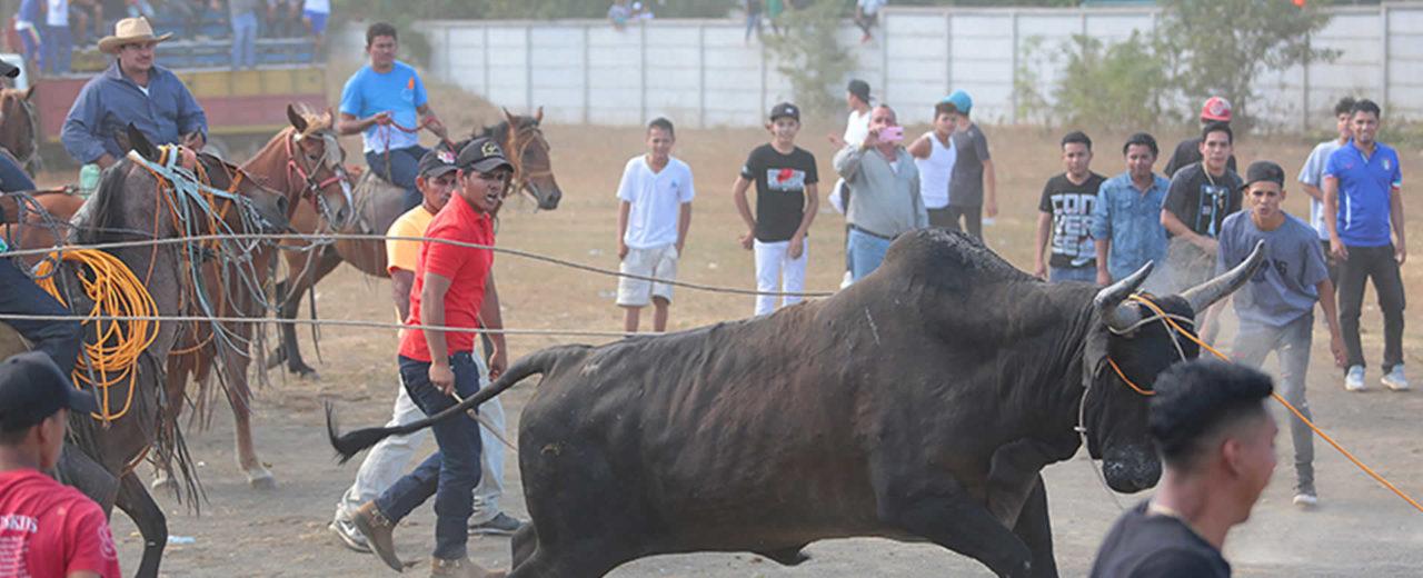 Tipitapa celebra fiestas en honor a el Señor de Esquipulas