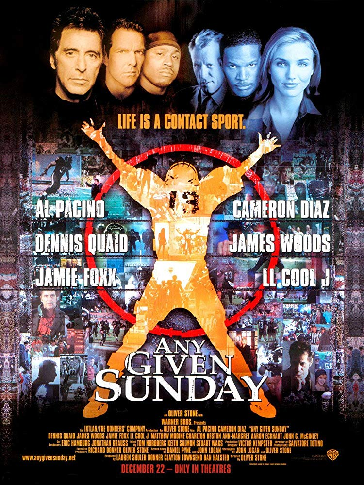 Cine del 13 - Any Given Sunday
