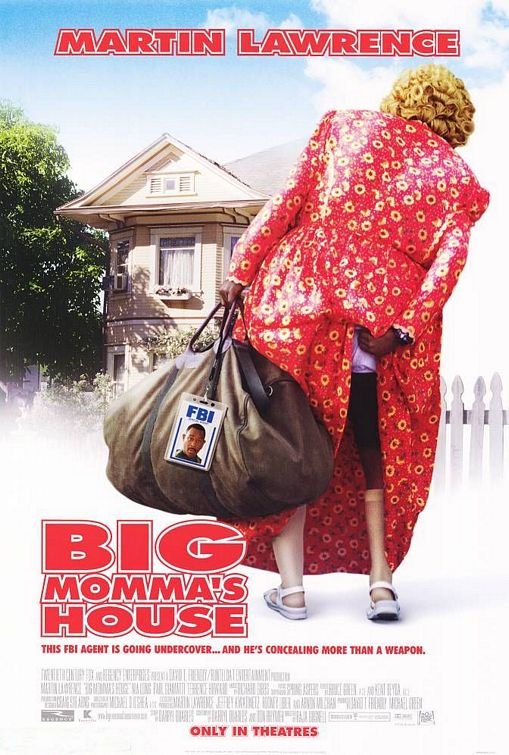 Cine del 13 - Big Momma's House