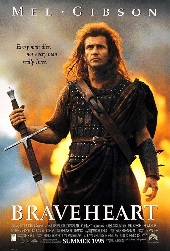 Cine del 13 - Braveheart