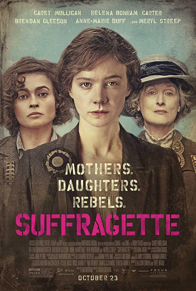 Cine del 13 - Suffragette