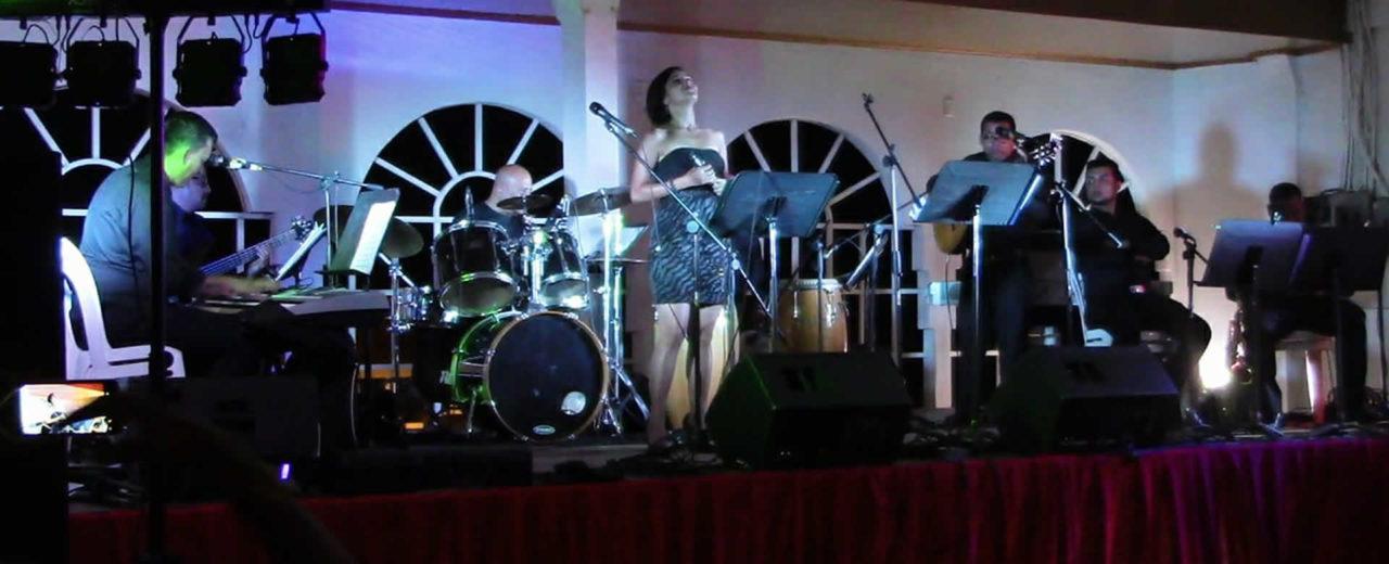 Juigalpa vive una noche de enamorados con elSéptimo Festival Internacional de Bolero