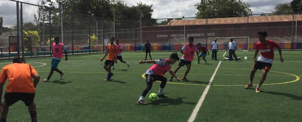 Managua finaliza etapa departamental de FutSala