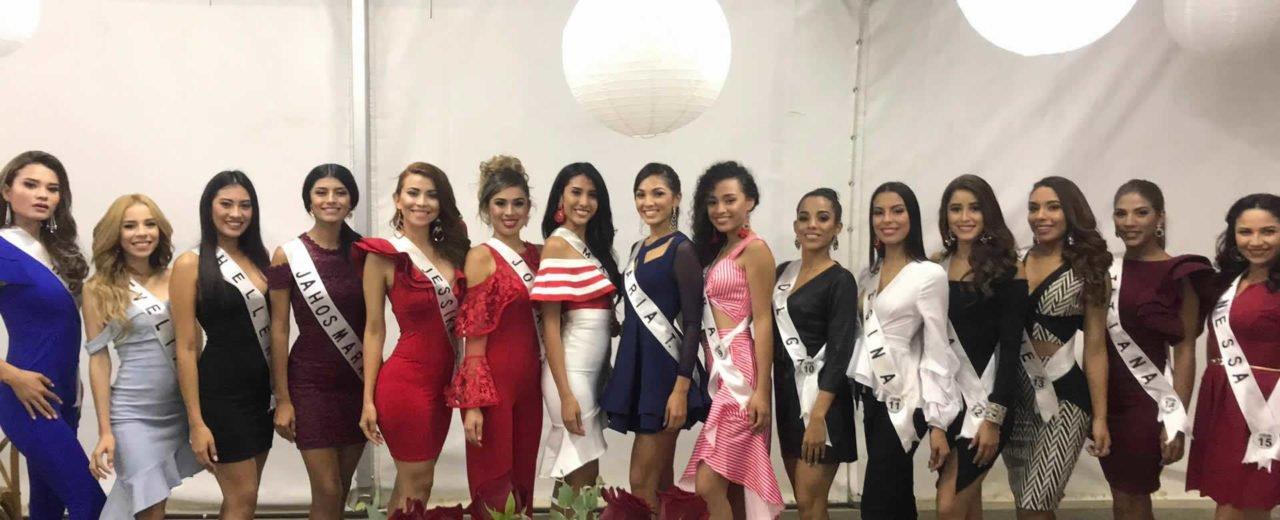 ¿Ya sabes cuales son las candidatas favoritas de Miss Mundo Nicaragua 2019?