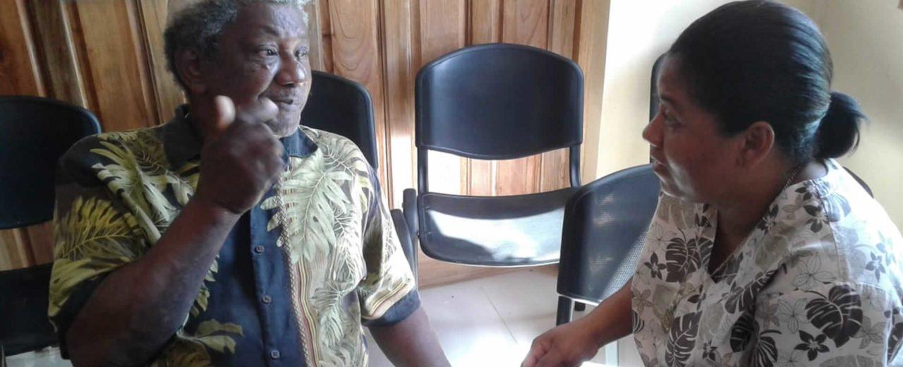 Adultos mayores de Bluefields reciben atención integral con el MINSA