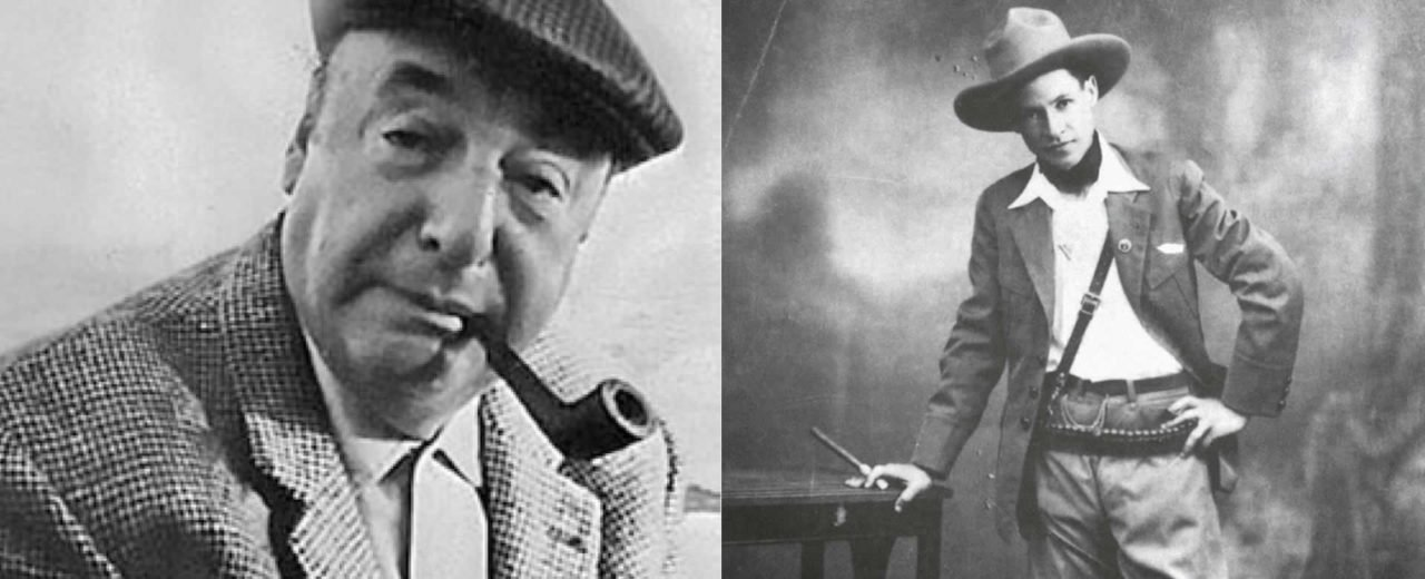 Aquel Amigo, poema de Pablo Neruda dedicado al General Augusto C. Sandino