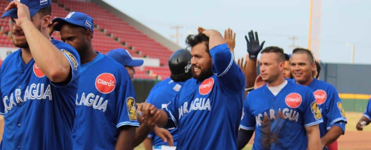 Béisbol nicaragüense se luce en Serie del Caribe