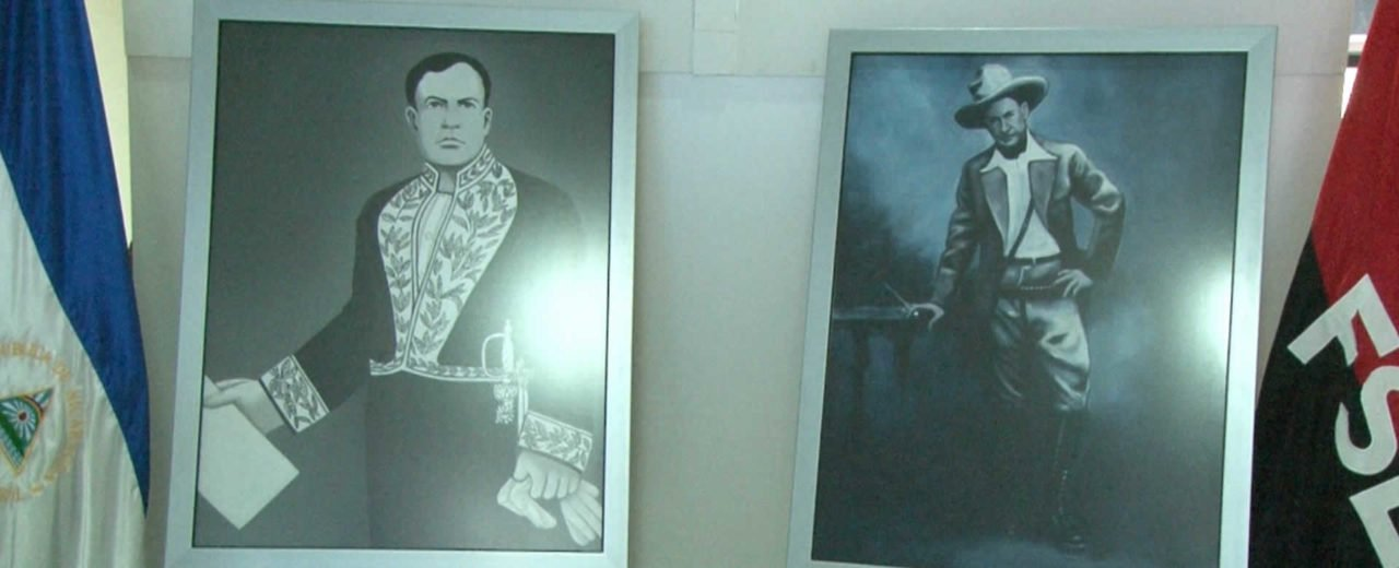 Capitalinos disfrutan de exposición fotografías en honor a Darío y Sandino