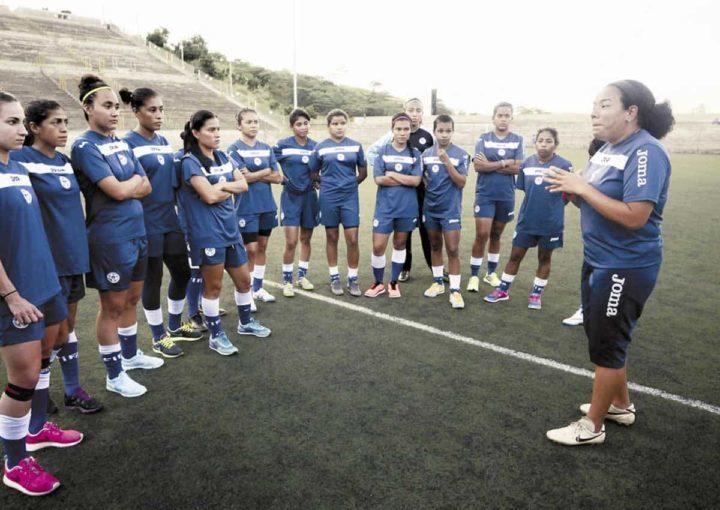 Nicaragua será la sede del Torneo Centroamericano U'16 Femenino