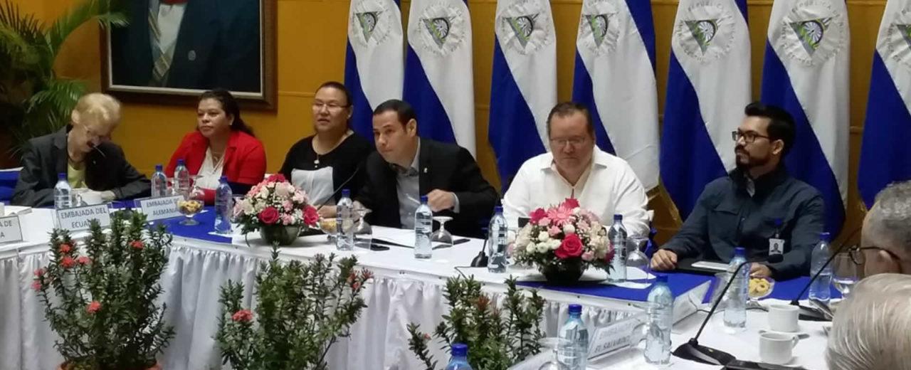 MARENA presenta la Política Nacional de Mitigación y Adaptación al Cambio Climático