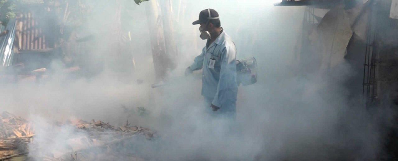 Jornadas de fumigación garantes del bienestar de las familias en Villa Venezuela