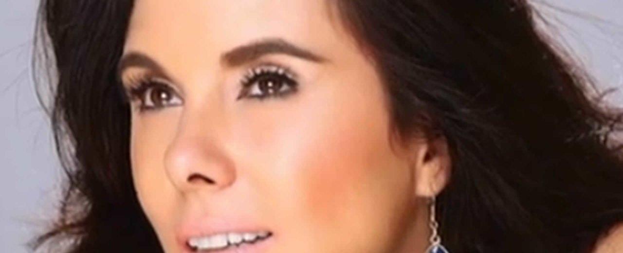 """Margarita Pasos: """"Increíble lo que hace el photoshop"""""""