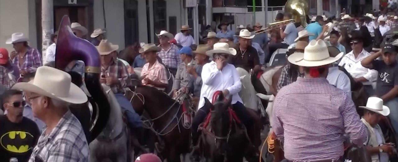 Nicaragua se desbordó para acompañar la hípica en honor al 157 aniversario de Matagalpa