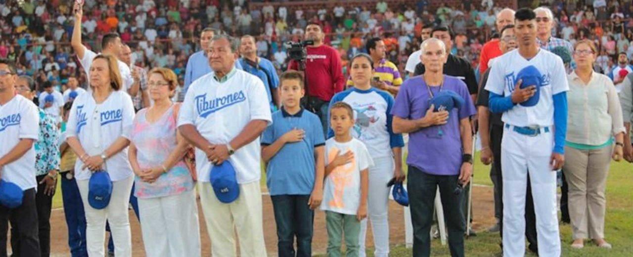 Inicia el Campeonato de Beisbol Germán Pomares
