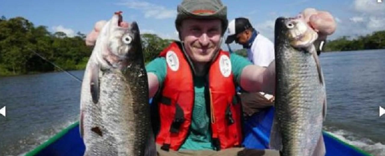 Revista de Finlandia pone a Nicaragua como el destino ideal para la pesca