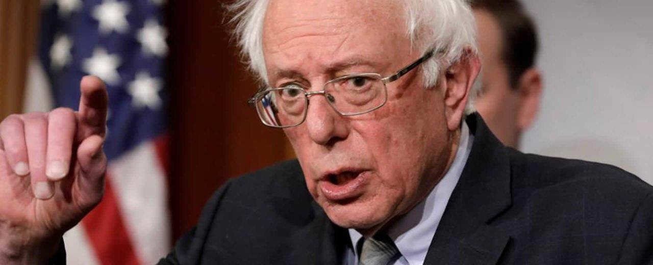 Senador Sanders buscará la presidencia de EE.UU. en elecciones del 2020