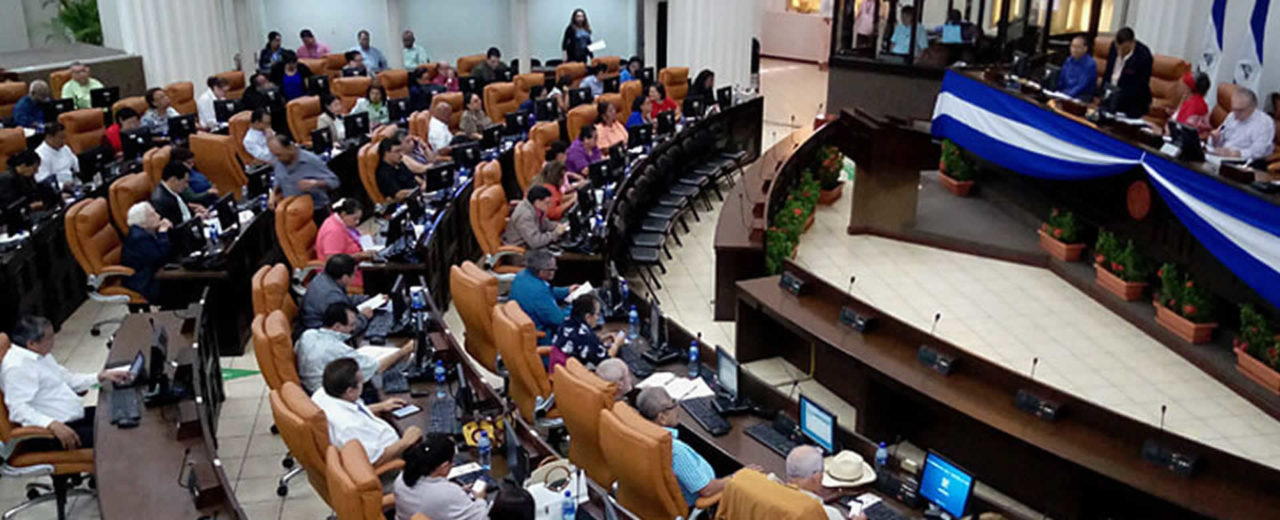 Asamblea Nacional aprueba préstamo a EXIMBANK para continuidad de Inversión Pública 2019