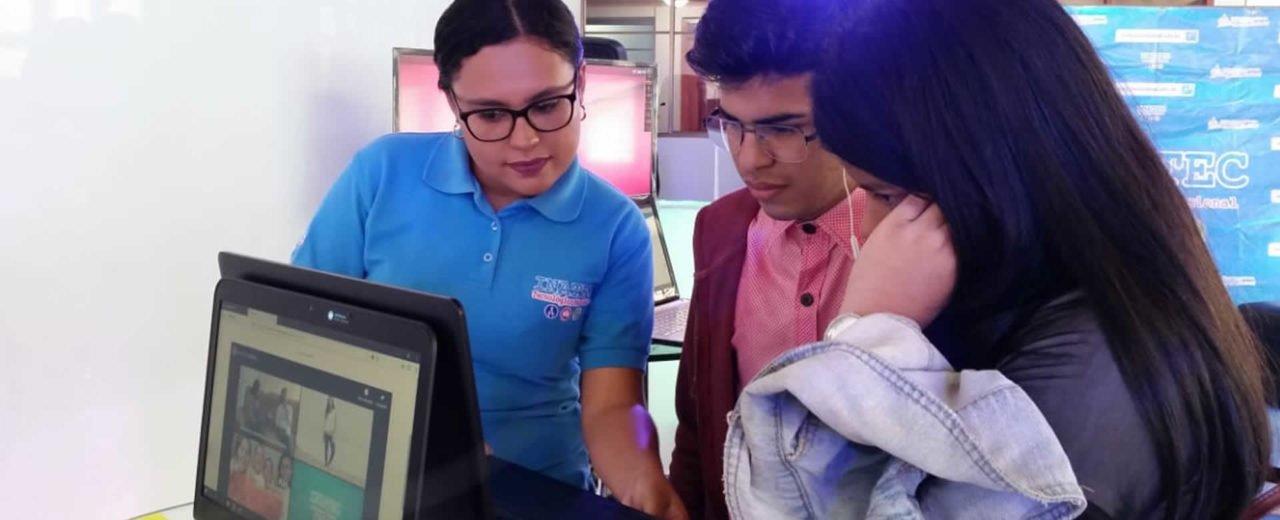 "Tecnológico Ricardo Morales Avilés de Diriamba realiza un ""Circuito Tecnológico"""