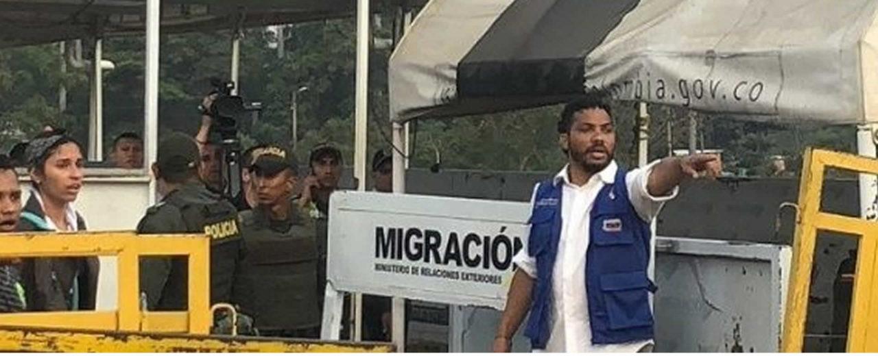 Venezuela denuncia falso positivo en el puente fronterizo Simón Bolívar orquestado por Gobierno Colombiano