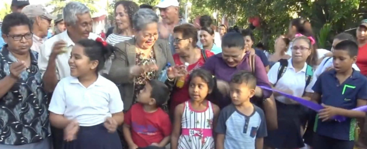 Proyecto de inversión vial mejora calidad de vida de las familias en Chinandega