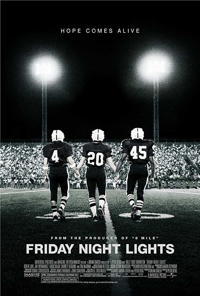Cine del 13 - Friday Night Lights