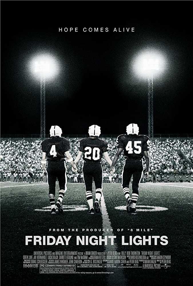 Cine del 13 - Friday Night Lights