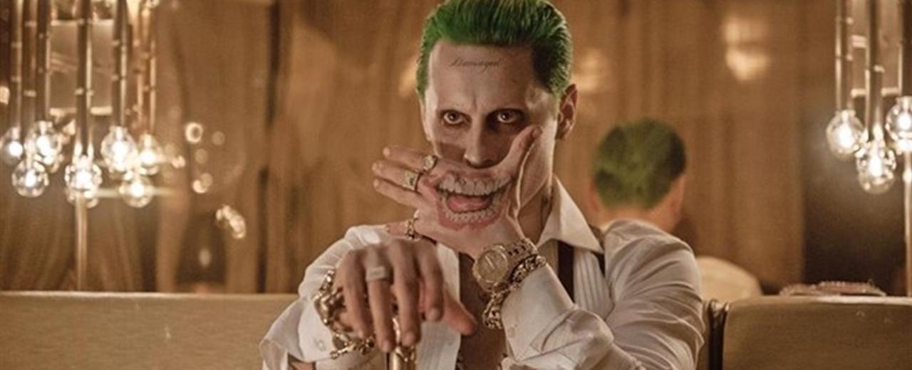 ¿Jared Leto no volverá a encarnar al Joker?