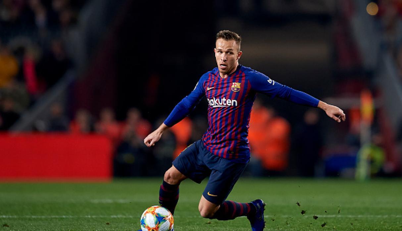 En plena temporada, Barcelona pierde a causa de una lesión al brasileño Arthur Melo