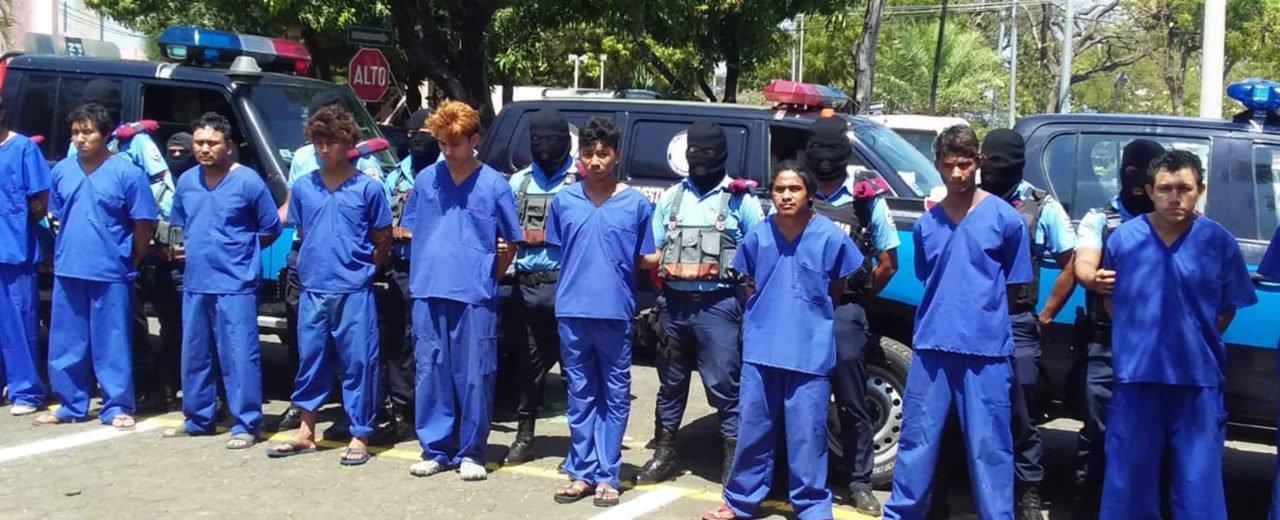 Policía Nacional desarticula bandas delincuenciales durante operativo semanal
