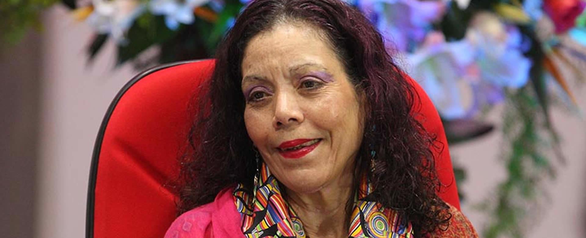 Rinden homenaje a Blanca Aráuz de Sandino en San Rafael del Norte