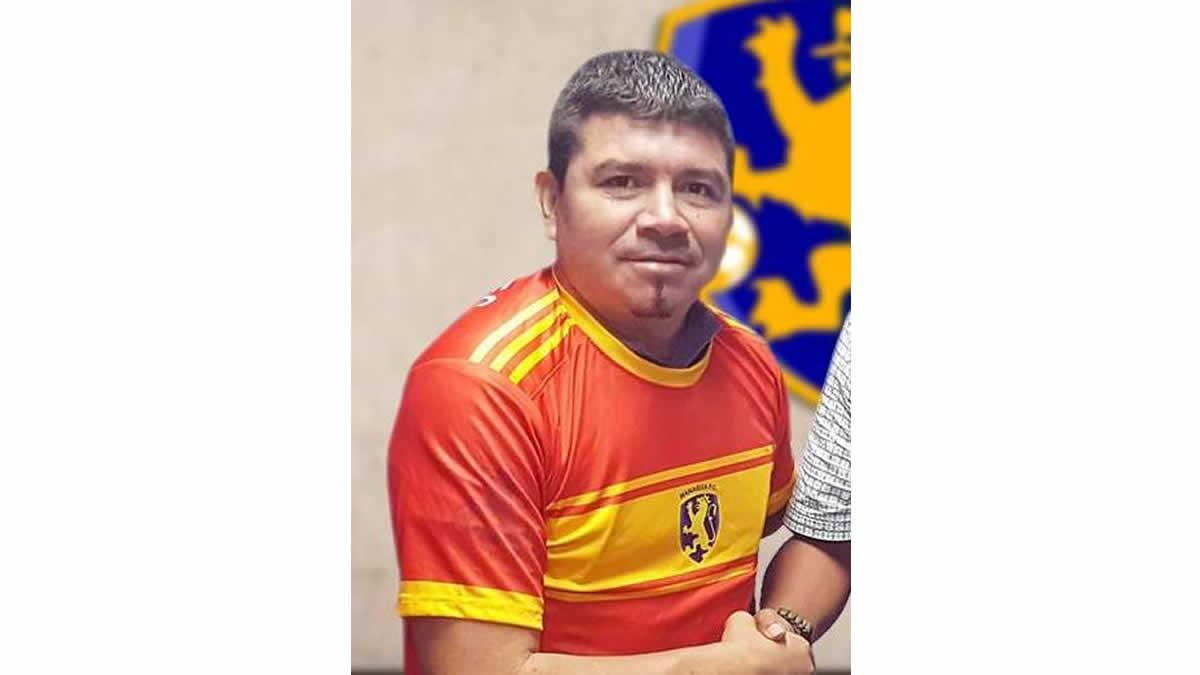 Tyron Acevedo entrena a la Preselección Sub´17 Masculina en tierras ticas