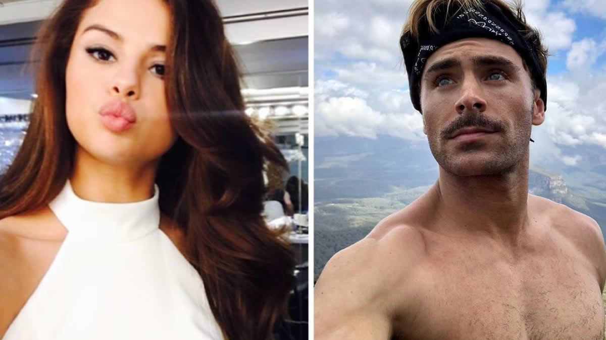 Estrellas de Disney en amores, Zac Efron y Selena Gómez entre rumores