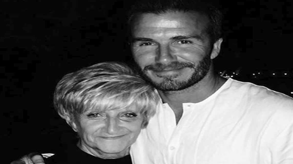 David Beckham conoce bien sobre el arte de amar a una Mujer